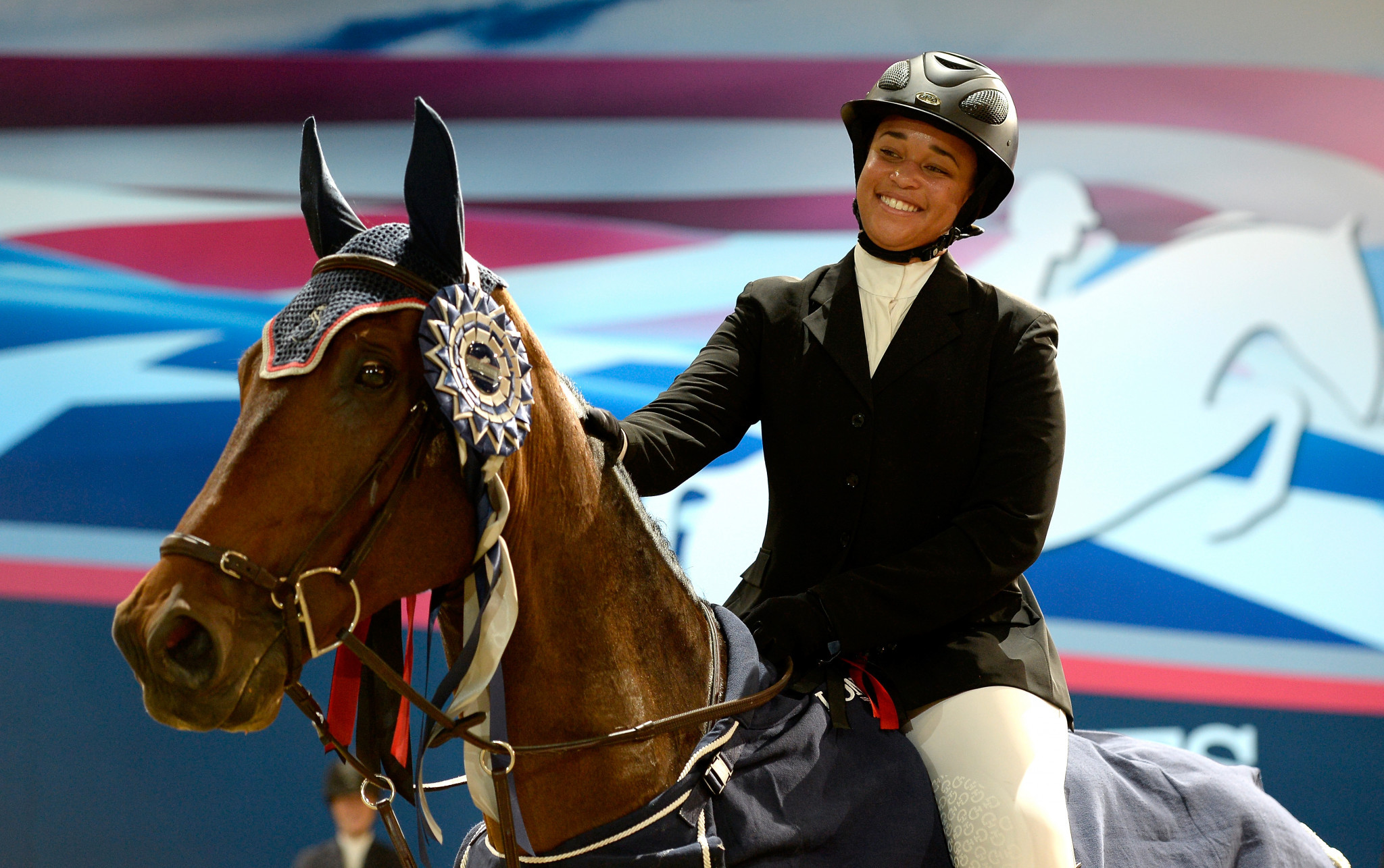 American jumper Johnson has one-year FEI ban reduced to three months following CAS appeal