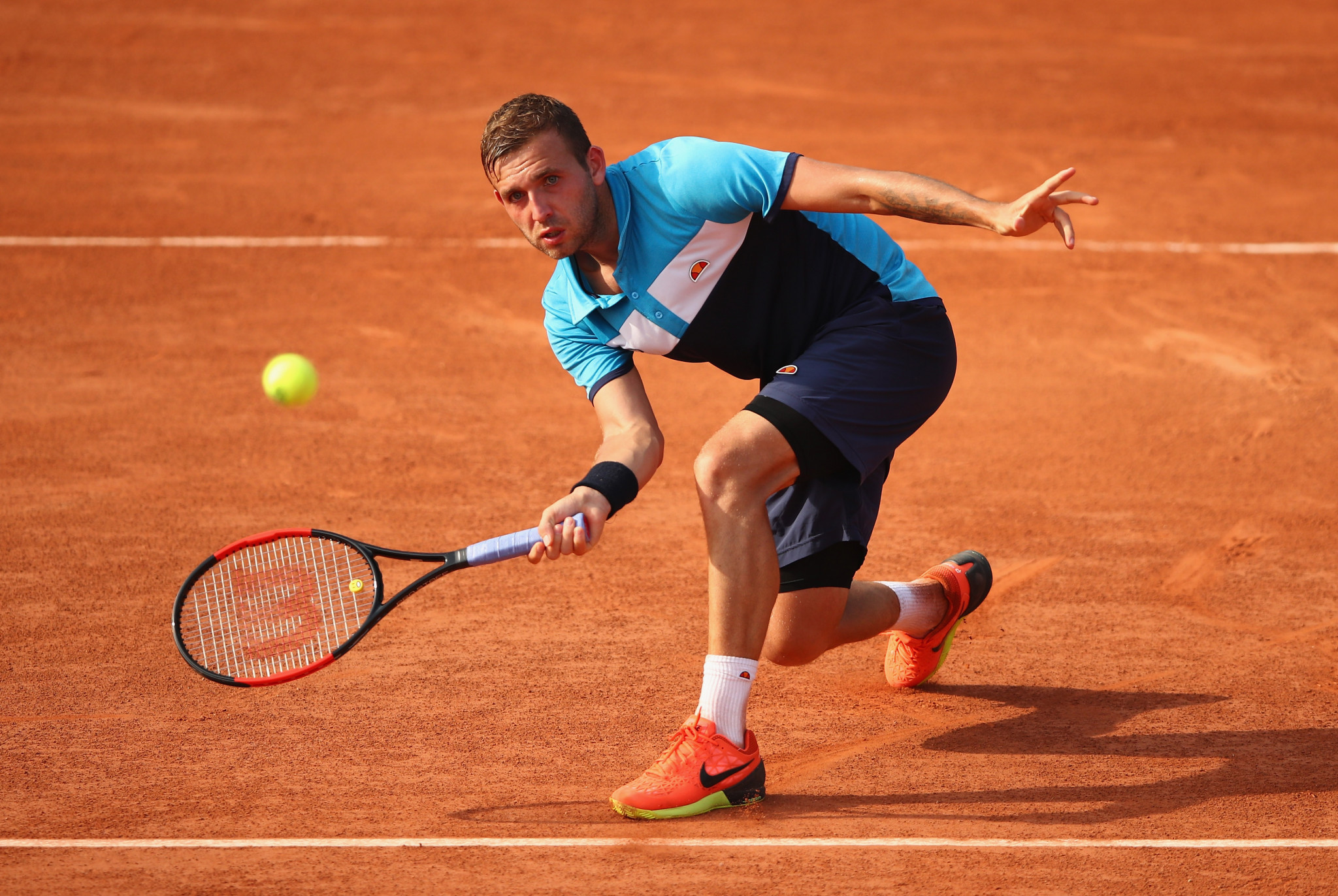 Dan Evans Suspended 1 Year After Positive Cocaine Test