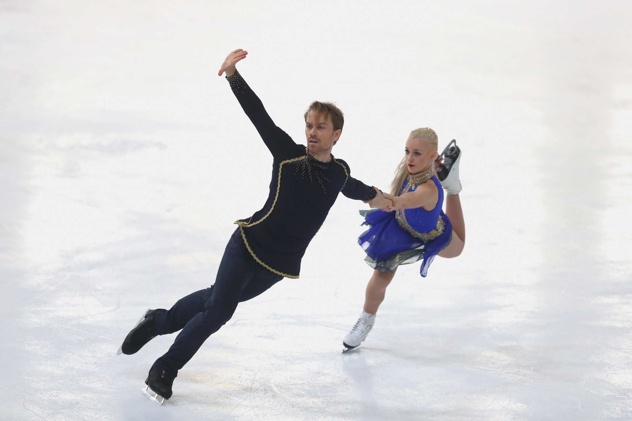 BOA selects Buckland and Coomes for Pyeongchang 2018 following Nebelhorn Trophy success