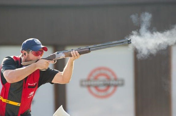 Two-times Olympic champion secures United States quota spot for Rio 2016 with skeet gold at ISSF World Cup