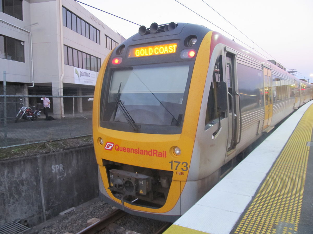The 2018 Gold Coast Commonwealth Games is set to give a major boost to Queensland transport services ©Queensland Rail Services