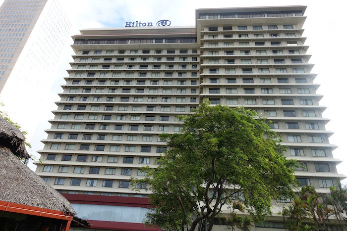 The Hilton Colombo is hosting the two-day meeting of the Commonwealth Games Federation Executive Board ©Hilton Hotels