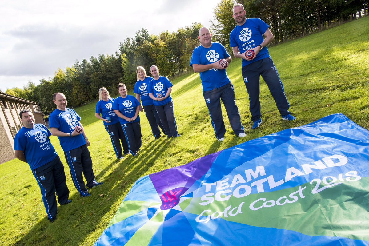 Scotland's bowls team won five medals at the 2016 World Championships ©Commonwealth Games Scotland