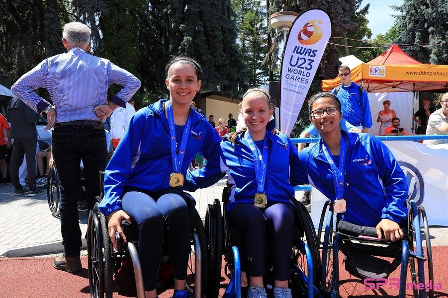 First IWAS Women's World Games to be held in Worcester