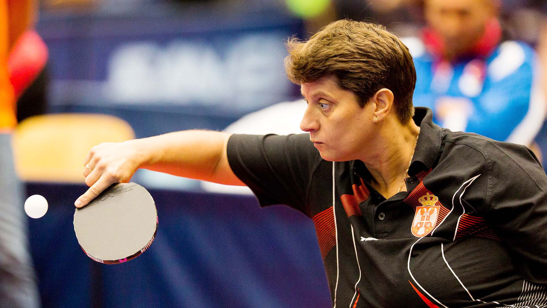 Rio 2016 champion adds team gold to individual success at European Para Table Tennis Championships
