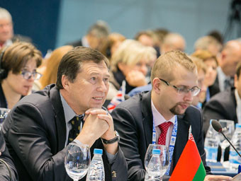Minsk 2019 chief executive re-appointed Belarus National Olympic Committee secretary general