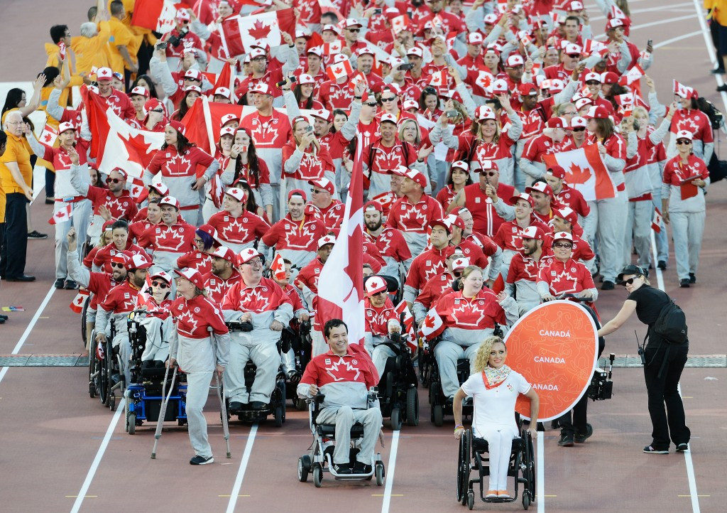 Vibrant Opening Ceremony gets Toronto 2015 Parapan American Games underway