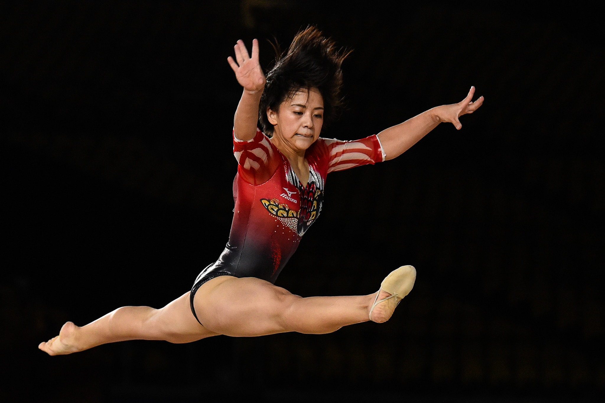 Japan's Mai Murakami finished top of the women's all-around qualification standings in Montreal ©Getty Images