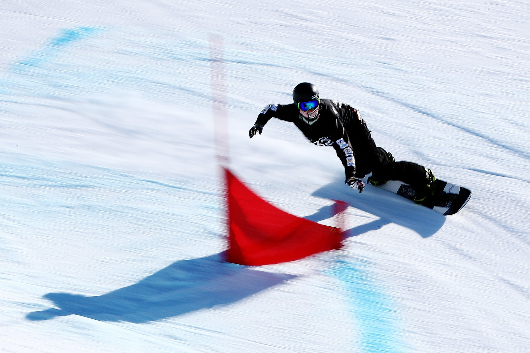 Tudhope named Snow Australia's Paralympic athlete of the year