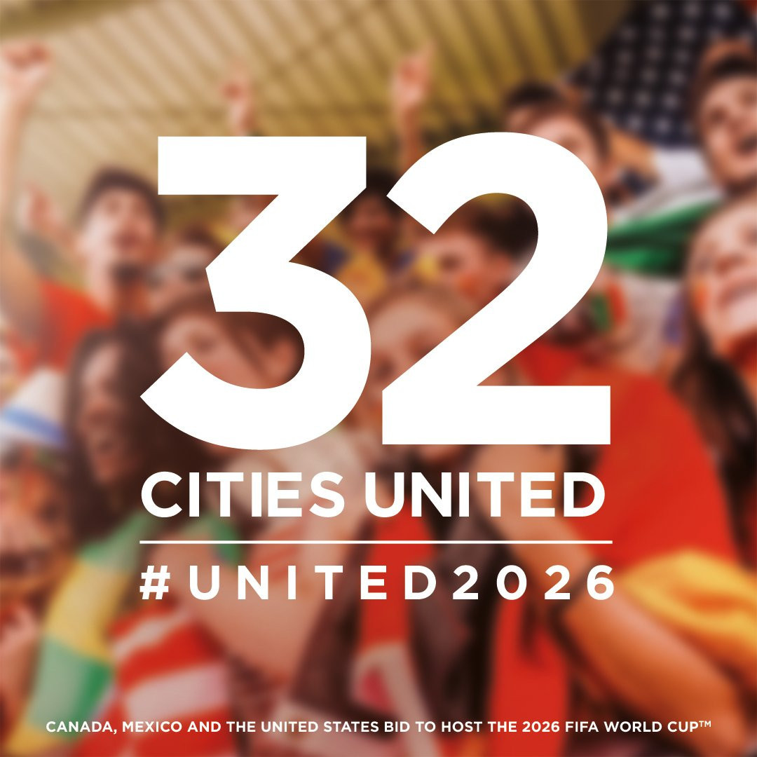 United states canada and mexico reduce shortlist of potential 2026 united states canada and mexico reduce shortlist of potential 2026 fifa world cup host cities to 32 gumiabroncs Images