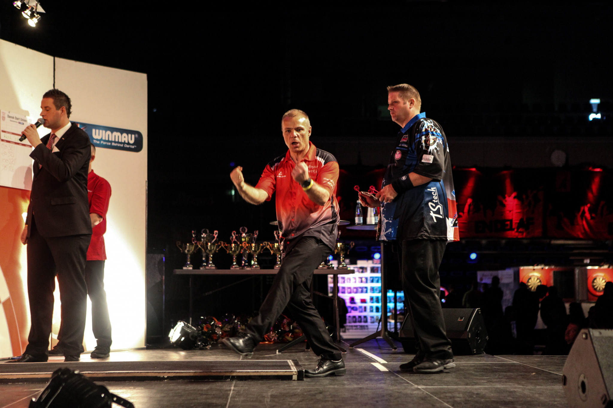 Danish city Esbjerg to host 2021 Darts World Cup