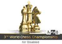 The third edition of the World Chess Championship for the Disabled is scheduled to begin in German city Dresden tomorrow ©World Chess Championship for the Disabled