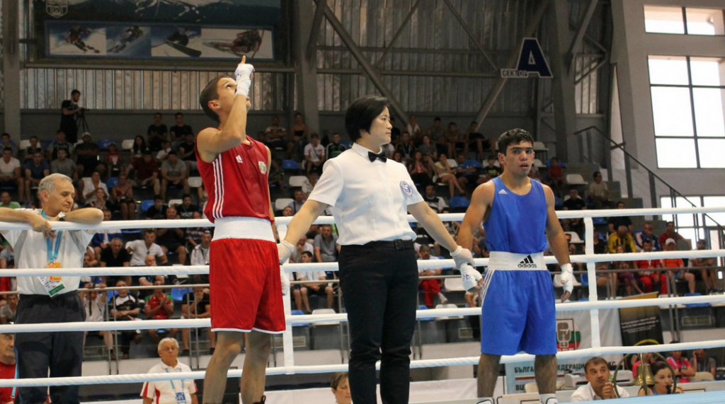 Home boxers unbeatable on third day of the European Confederation Boxing Championships in Samokov