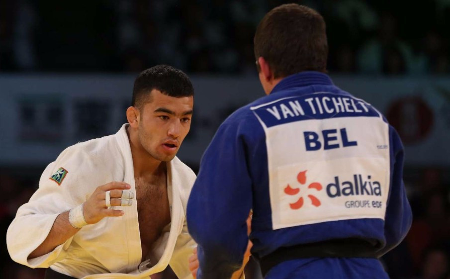 Boboev hoping to break into world's top 10 with victory at IJF Tashkent Grand Prix