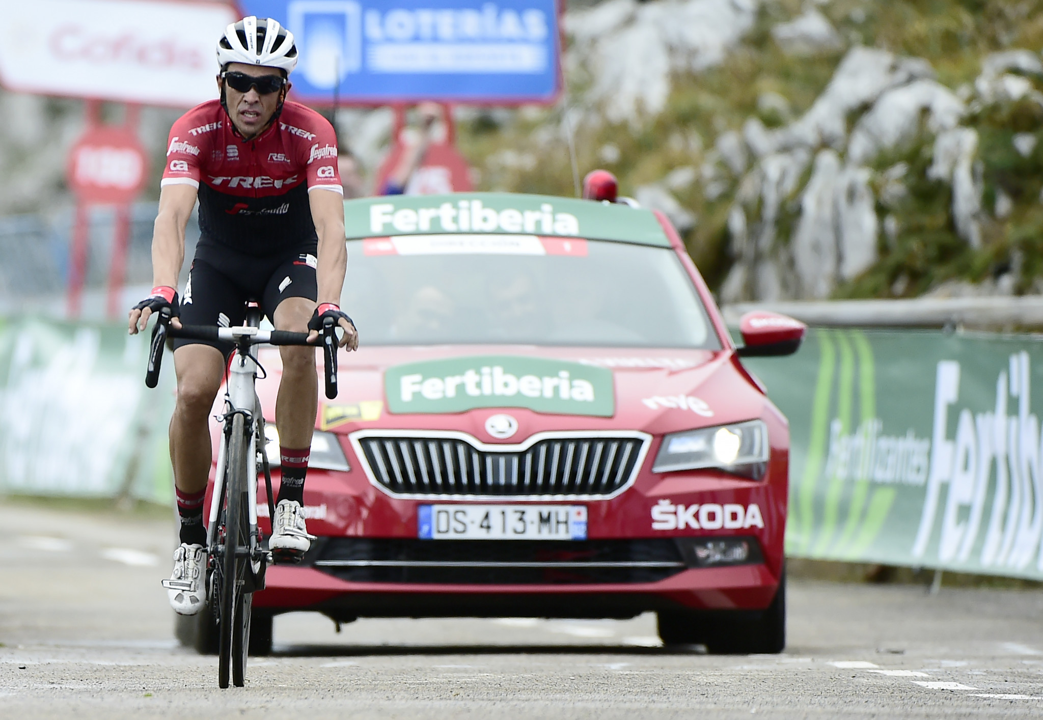 Contador suggests ban on power metres could lead to more aggressive racing