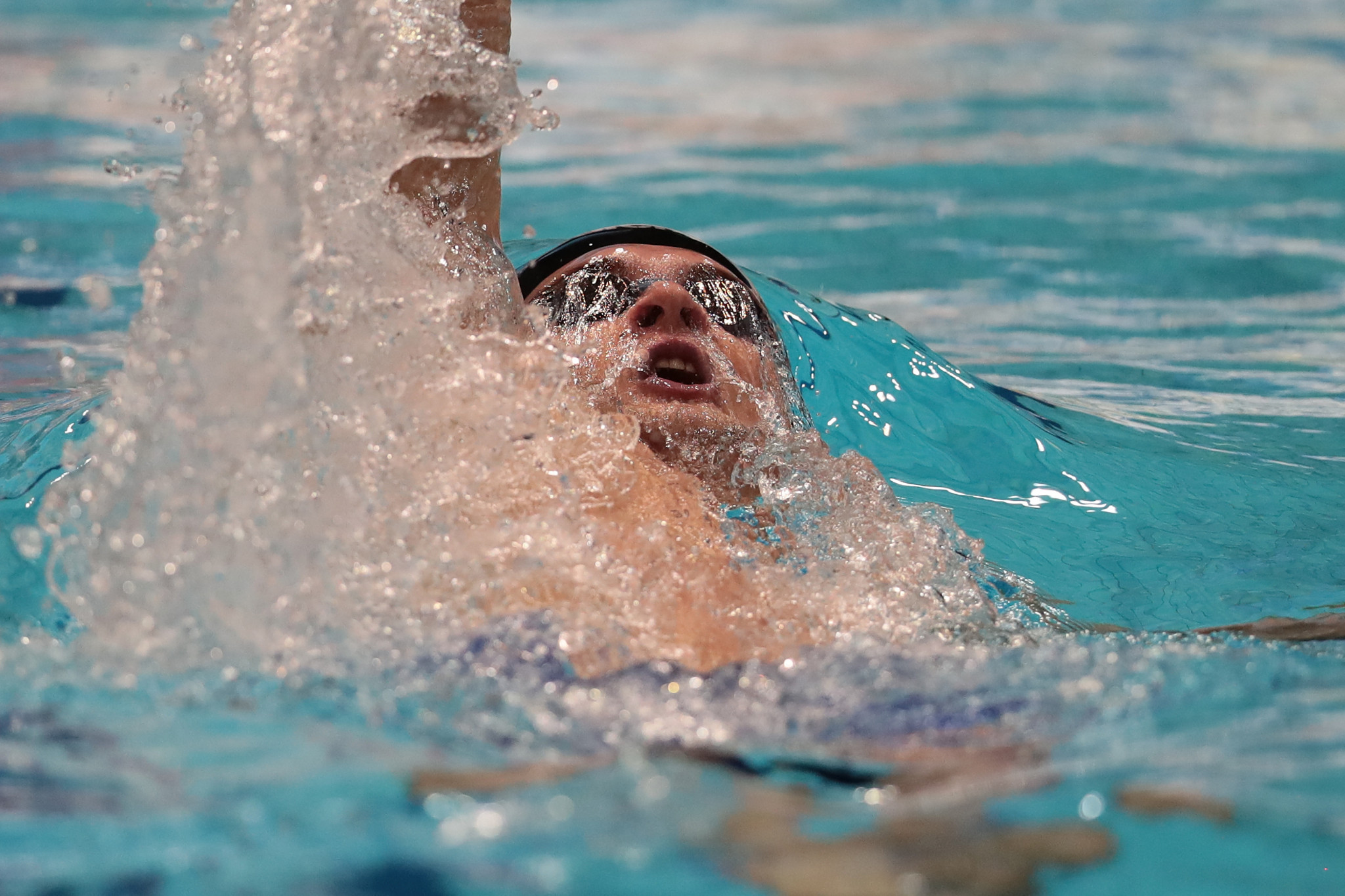 Christian Diener won twice at the FINA World Cup ©Getty Images