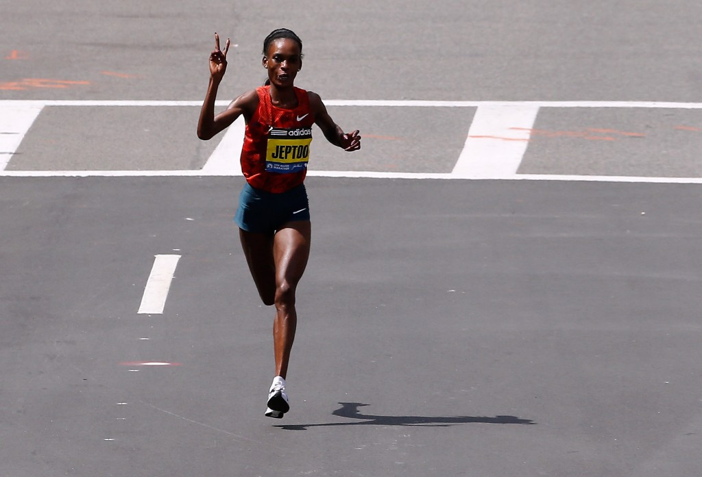 Former coach of banned marathon runner Jeptoo charged with doping offences