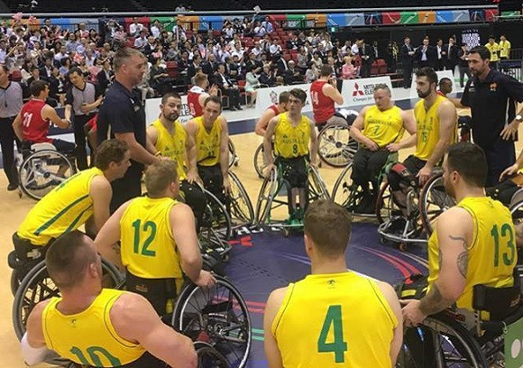 Australia's team has been named for the upcoming IWBF Asia Oceania Zone World Championship qualification tournament in China's capital Beijing ©Basketball Australia