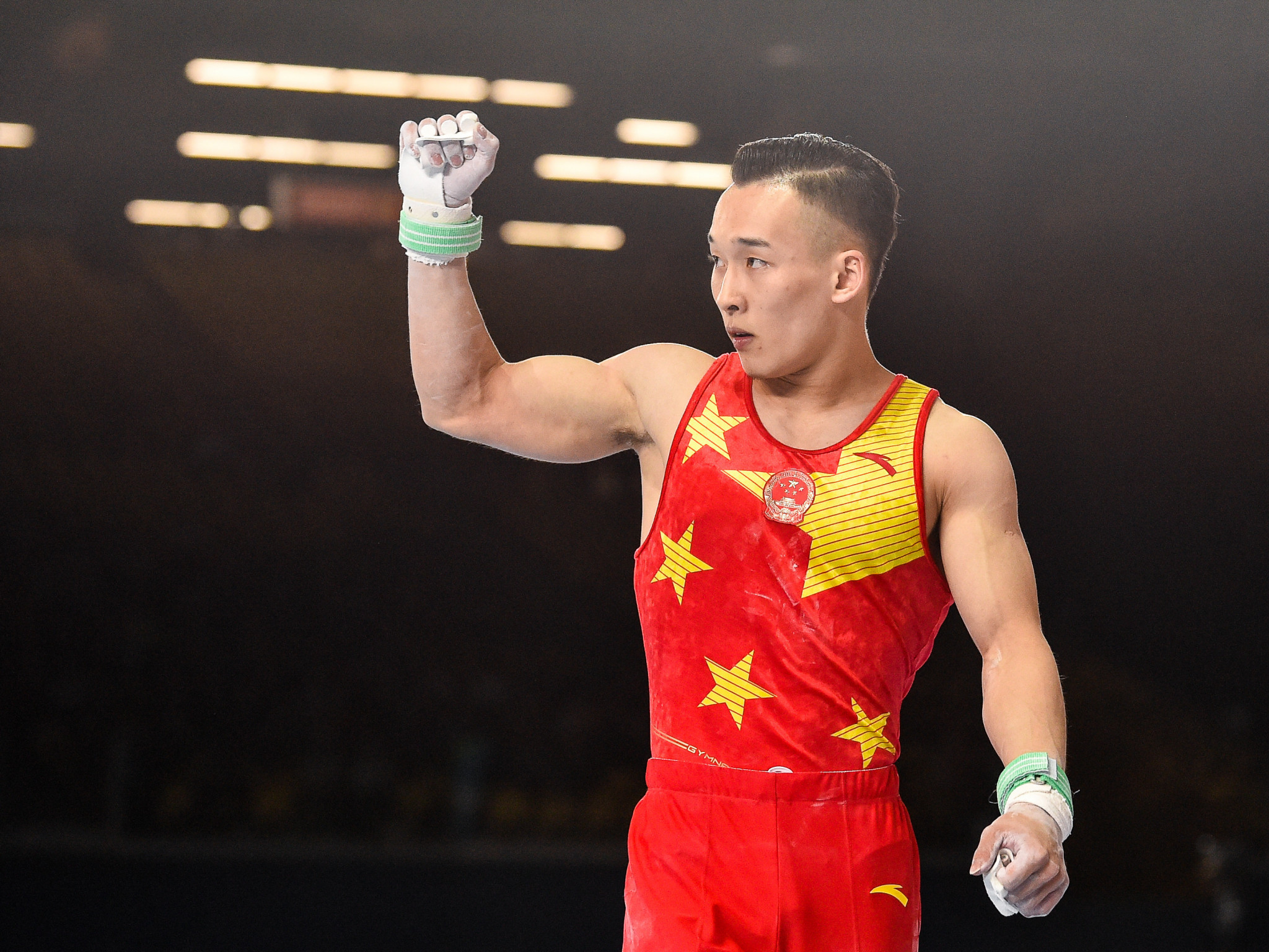 China's Xiao claims men's all-around title in thrilling final at Artistic Gymnastics World Championships