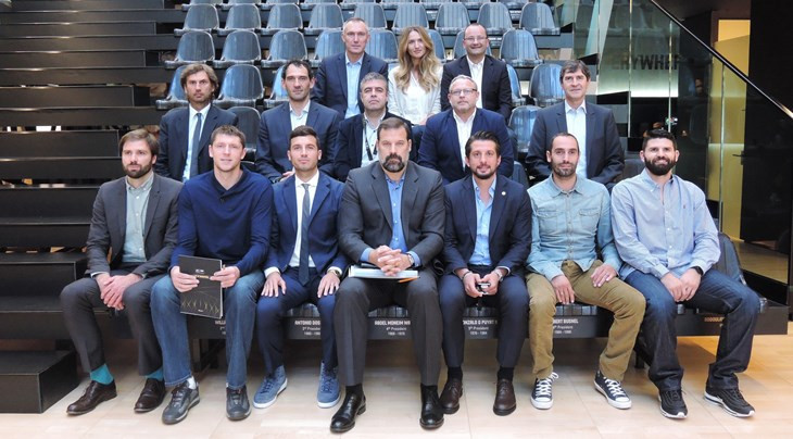 FIBA officials meet with National Federations and players' representatives to discuss European basketball saga