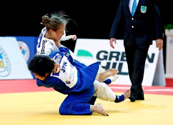 Japan seal team titles as IJF Cadet World Championships draw to close