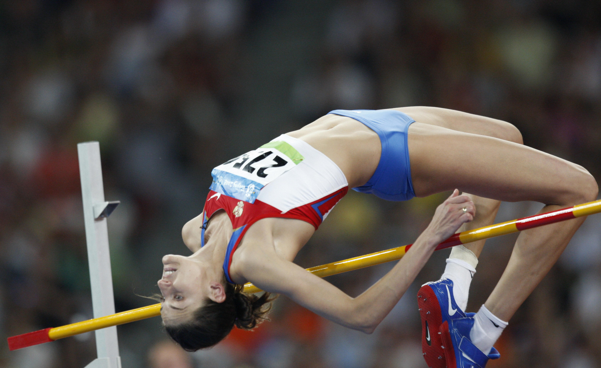 CAS dismiss Chicherova appeal against stripping of Beijing 2008 bronze medal