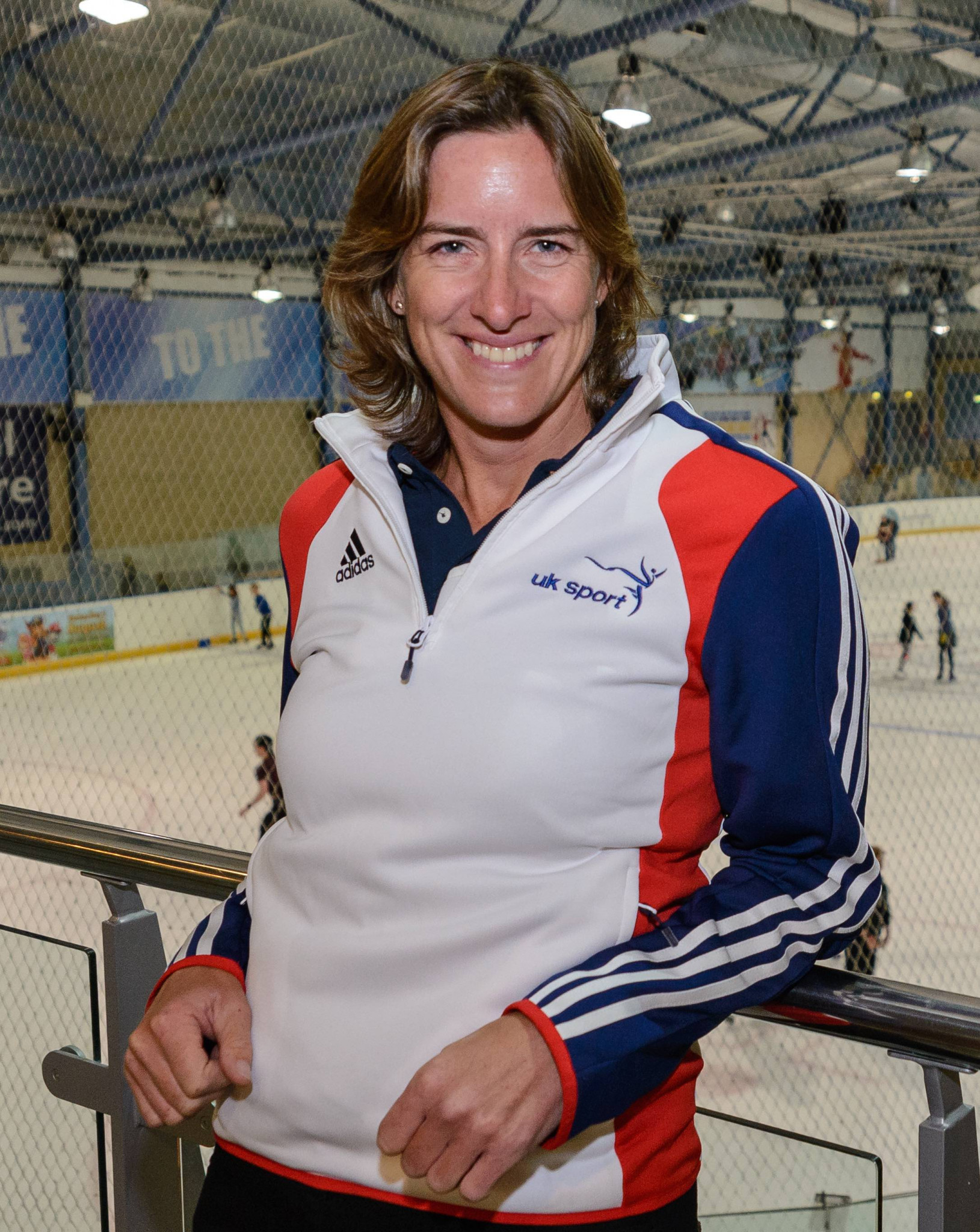 UK Sport chair Dame Katherine Grainger has met with British Ski and Snowboard to assess progress ©UK Sport