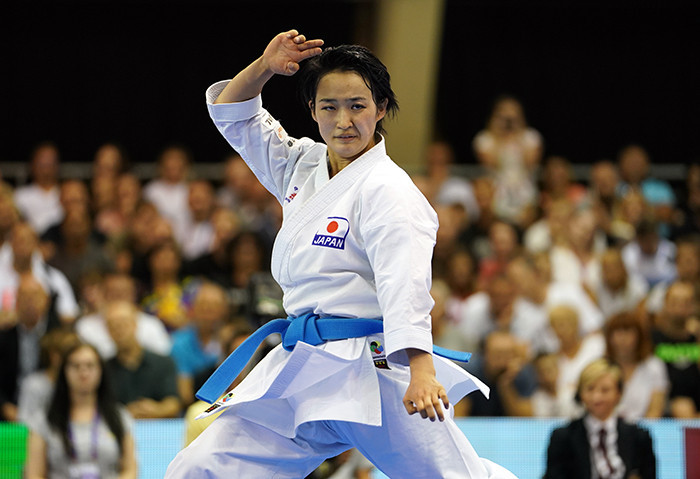 Japan have been the dominant form in recent kata competitions ©WKF