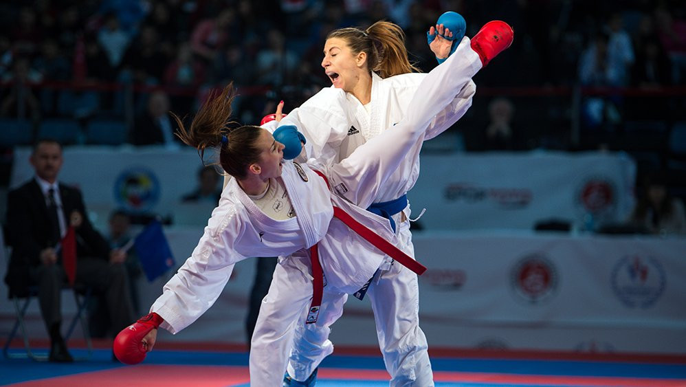 The Karate 1-Series A moves to the Austrian city of Salzburg this weekend ©WKF
