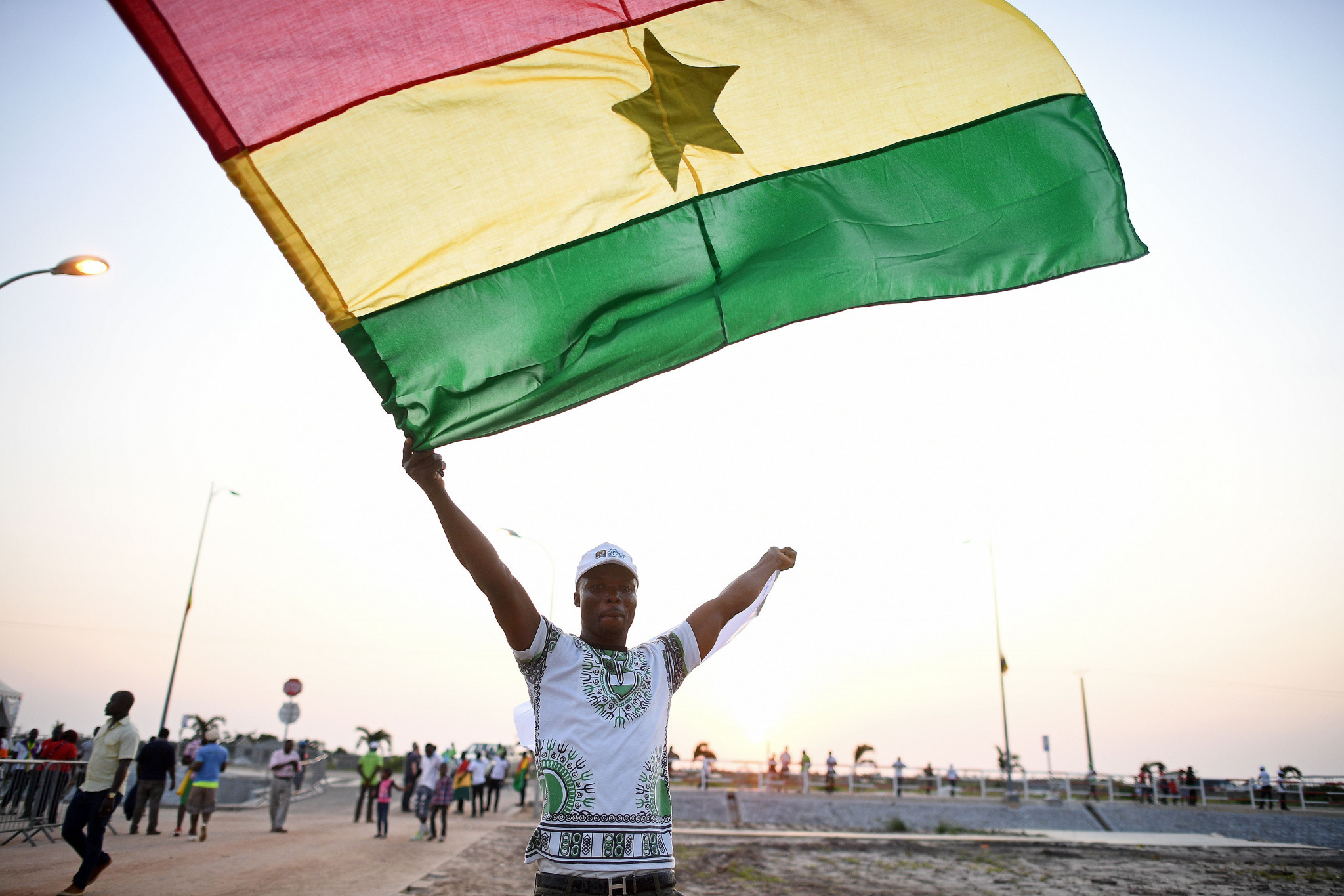 Ghana eyes ambitious bids for Olympics and FIFA World Cup