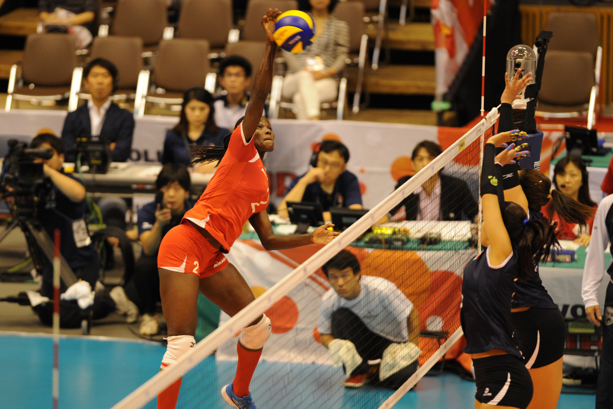 Kenya seeking successful Africa Women's Volleyball Championships title defence