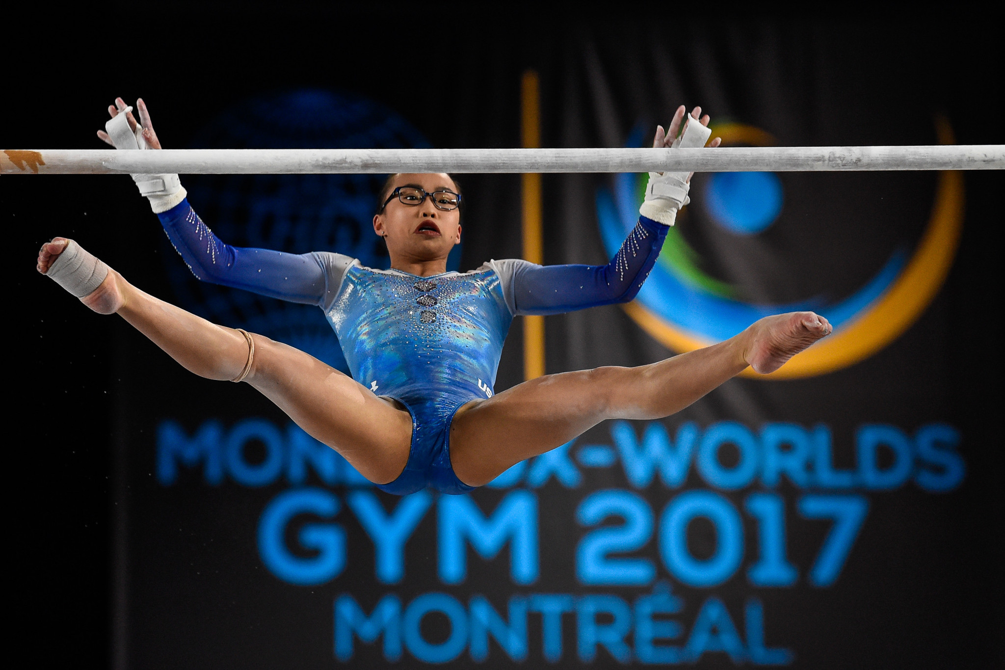 Hurd maintains American stranglehold on women's all-around title with surprise triumph at Artistic Gymnastics World Championships