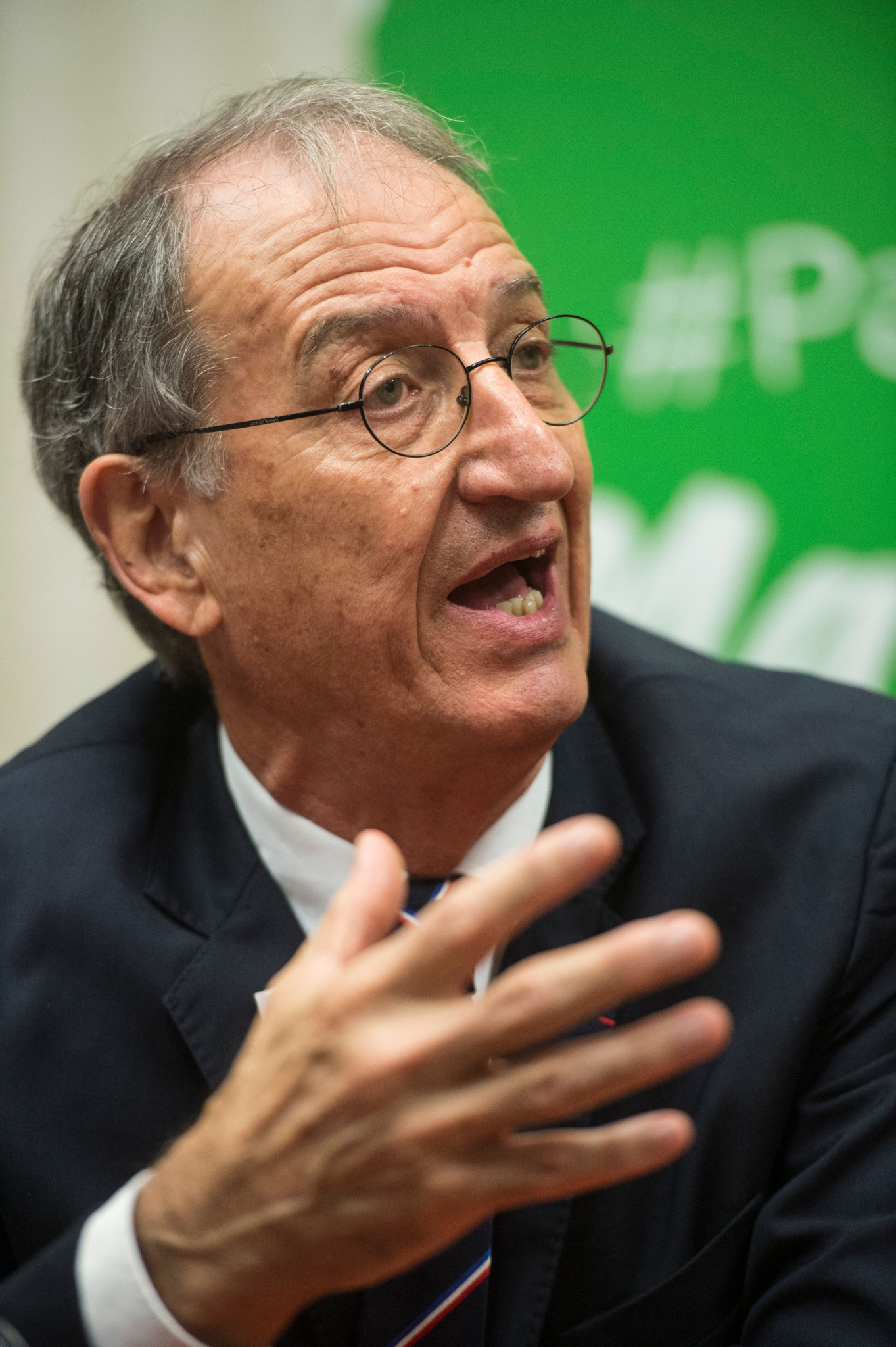 Denis Masseglia was re-elected President of the CNOSF in May ©Getty Images