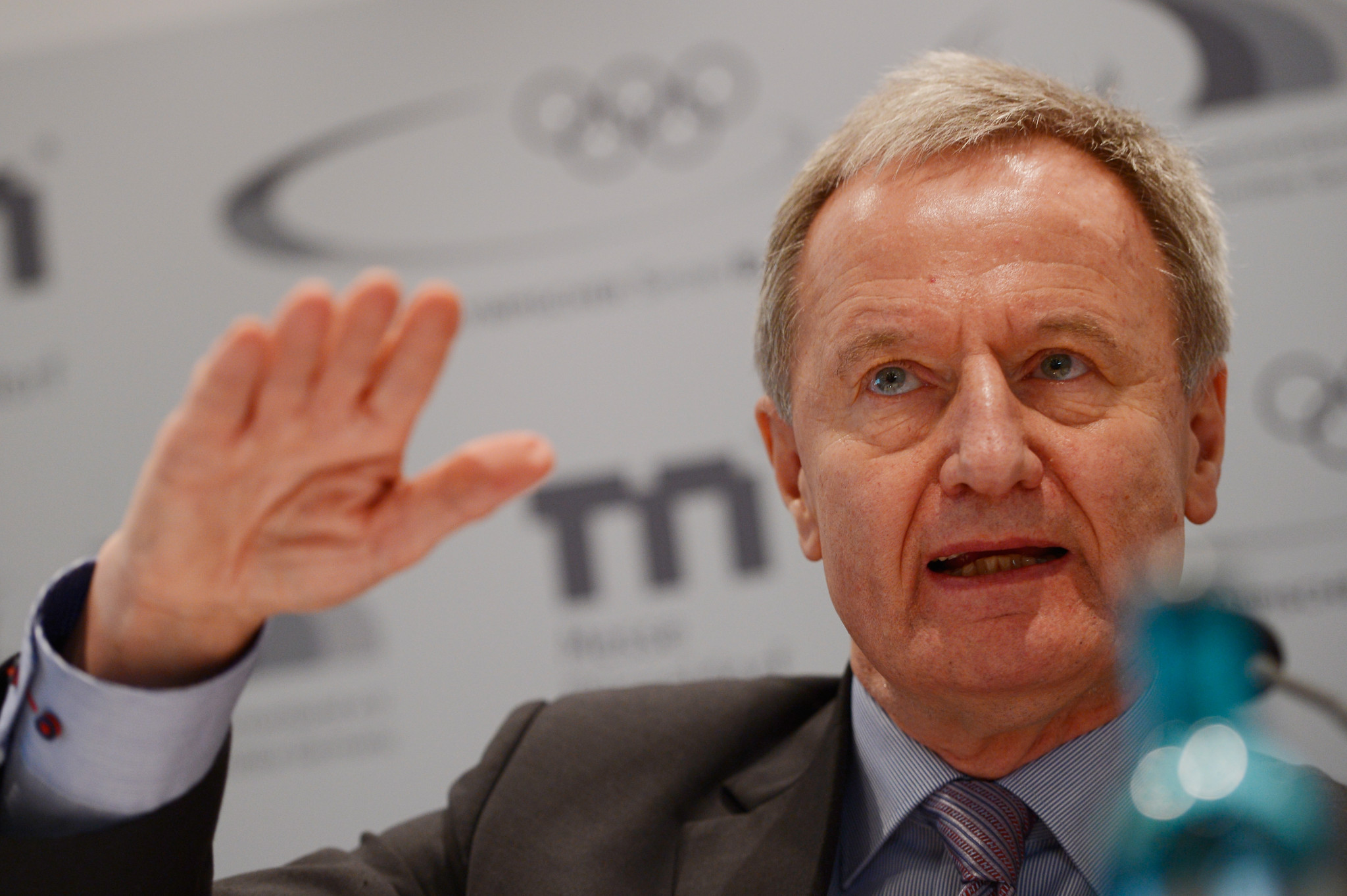 Germany's National Paralympic Committee President, Friedhelm Julius Beucher, has been honoured by the country's President ©DSB