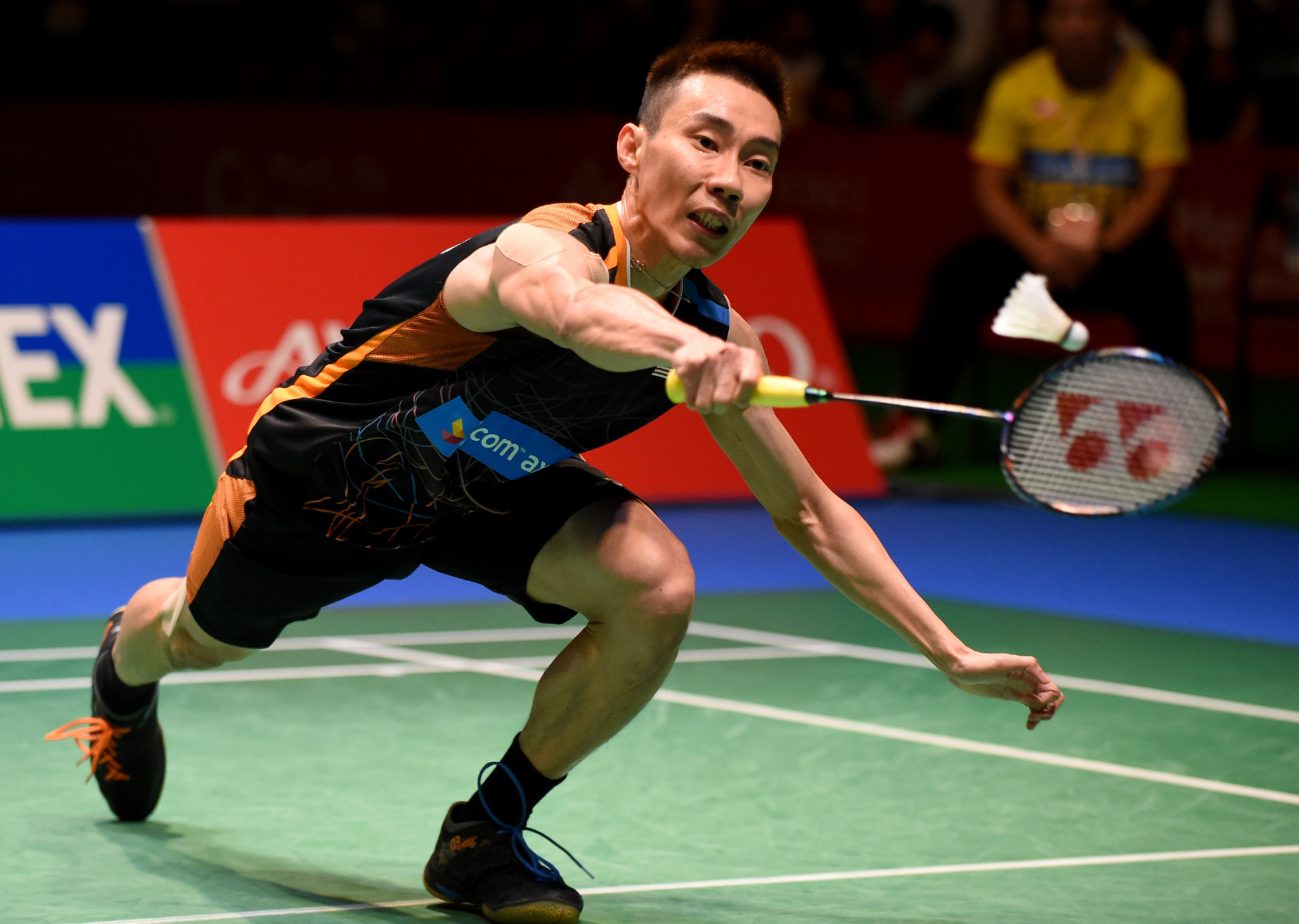 Lee Chong Wei will let the Badminton Association of Malaysia decide whether he competes at Gold Coast 2018 ©Getty Images