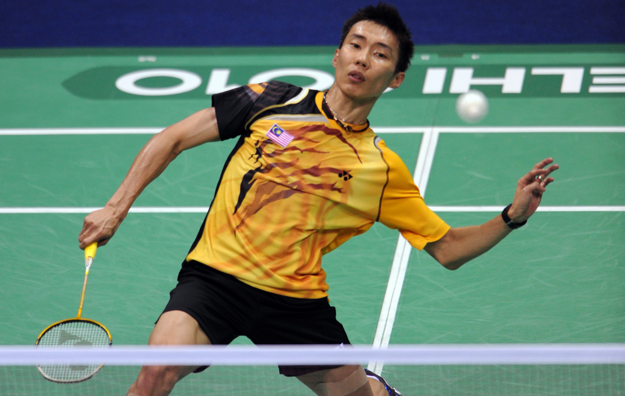 Lee Chong Wei won the men's singles title at Melbourne 2006 and Dehli 2010 ©Getty Images