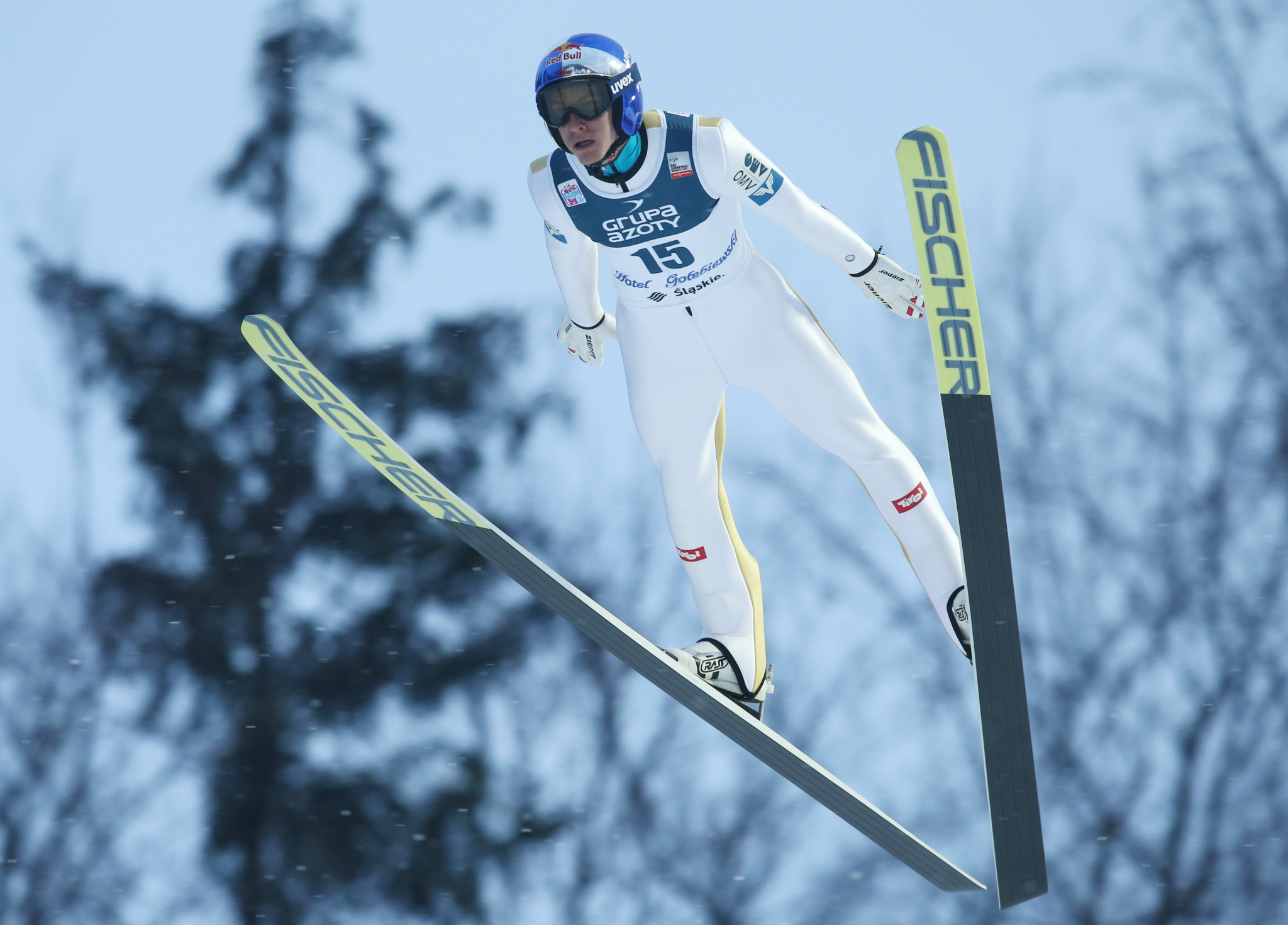 The ski jumping World Cup season will begin in Wisla next month ©Getty Images