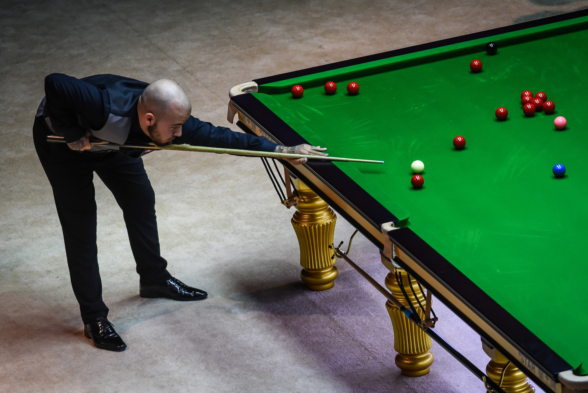 World Snooker Federation launched in bid to improve Olympic Games prospects