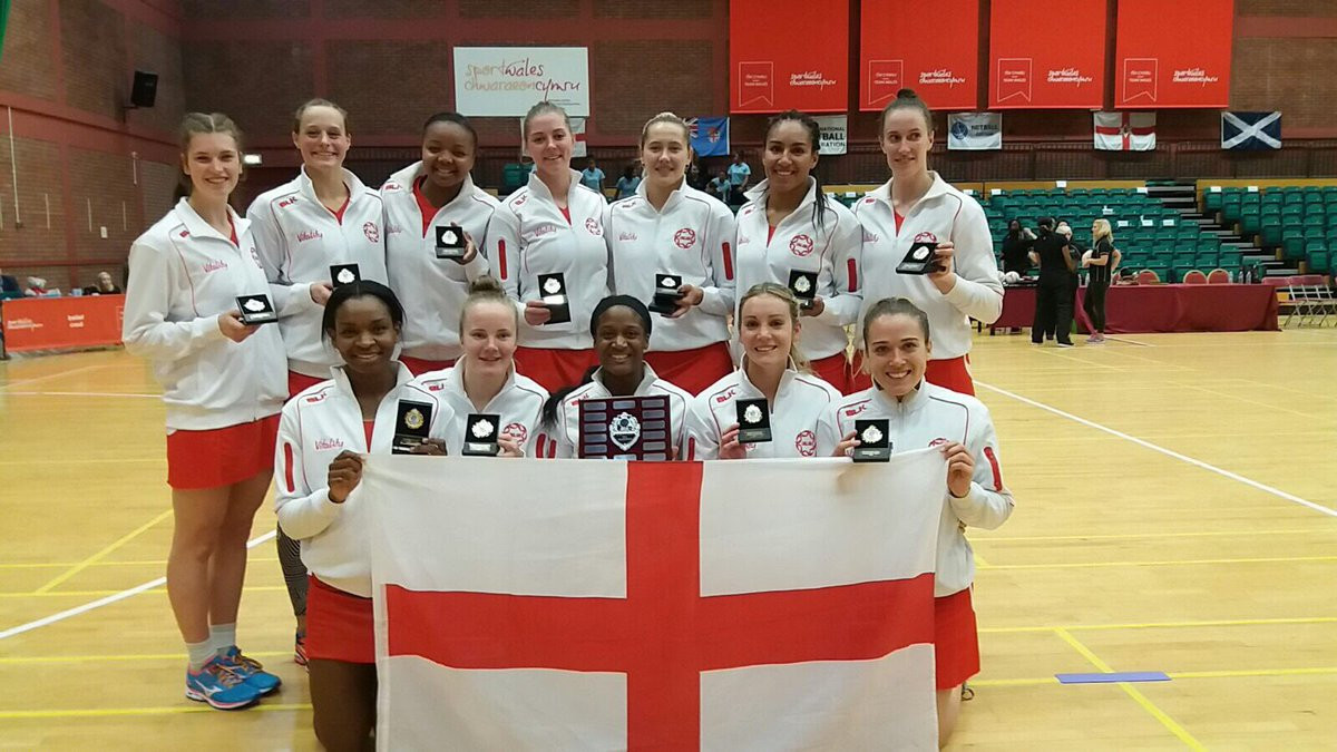 England beat Wales to retain European Open Netball Championships title