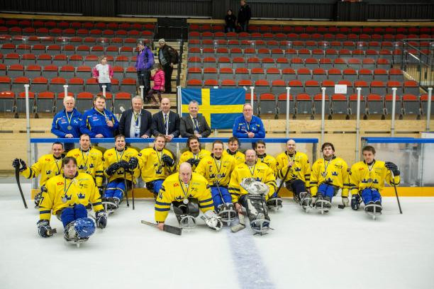 Pyeongchang 2018 spots up for grabs at Para Ice Hockey Qualification Tournament