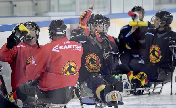Germany are among the countries looking to book their place in South Korea in March ©IPC