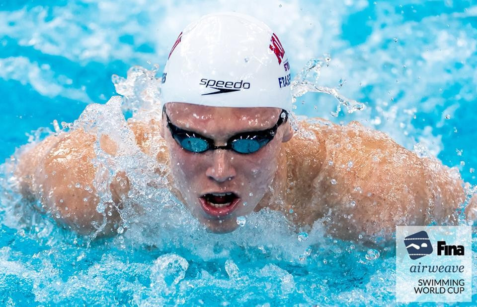 Speedo have been announced as exclusive swimwear and swim equipment supplier to the FINA Swimming World Cup Series ©Getty Images