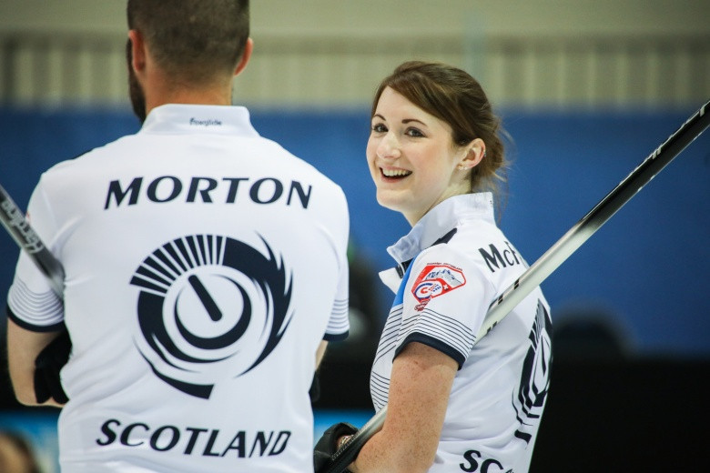 Scotland continued their unbeaten record against Ireland ©WCF