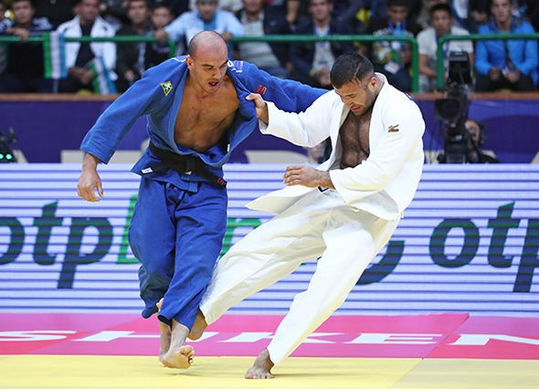 Ustopiriyon claims gold medal with record-breaking win as IJF Tashkent Grand Prix concludes