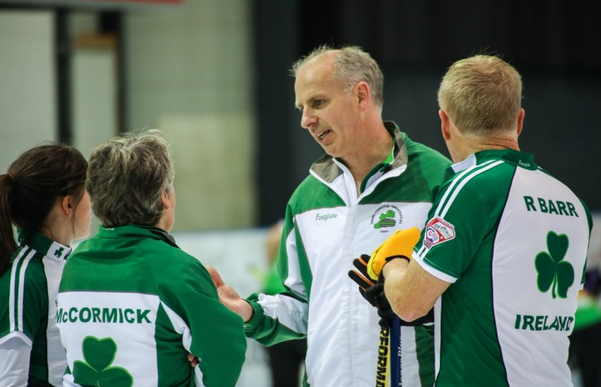 Ireland lost their first match but then recovered with a good victory ©WCF