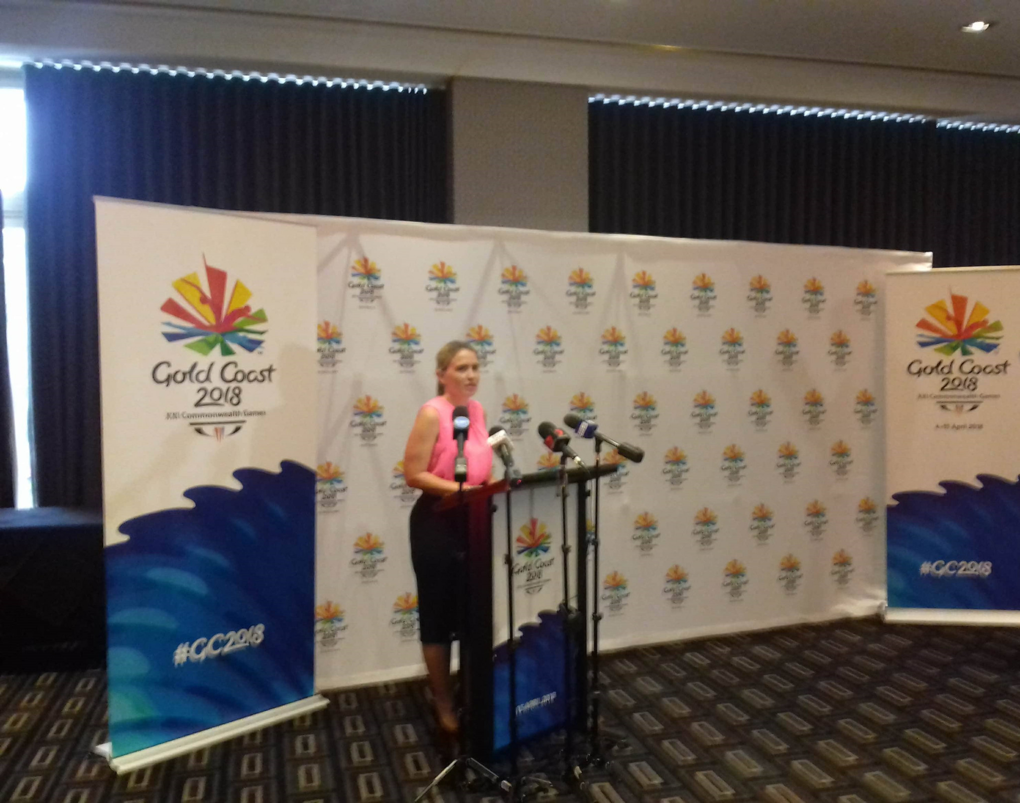 Seminar will highlight Gold Coast's readiness for Commonwealth Games, Minister claims