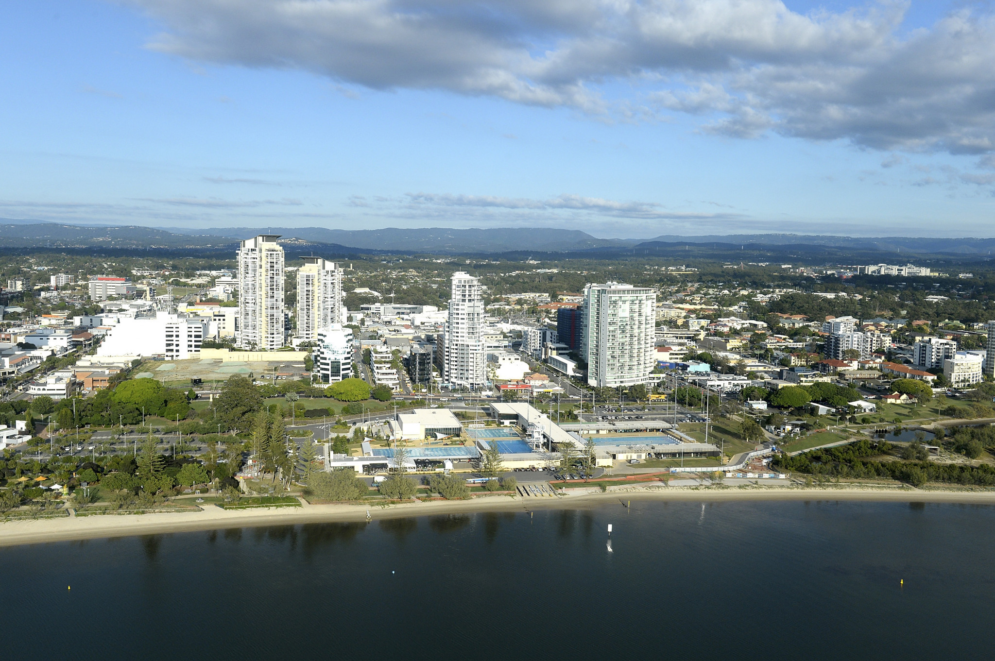 CGF express confidence in security plans for Gold Coast 2018