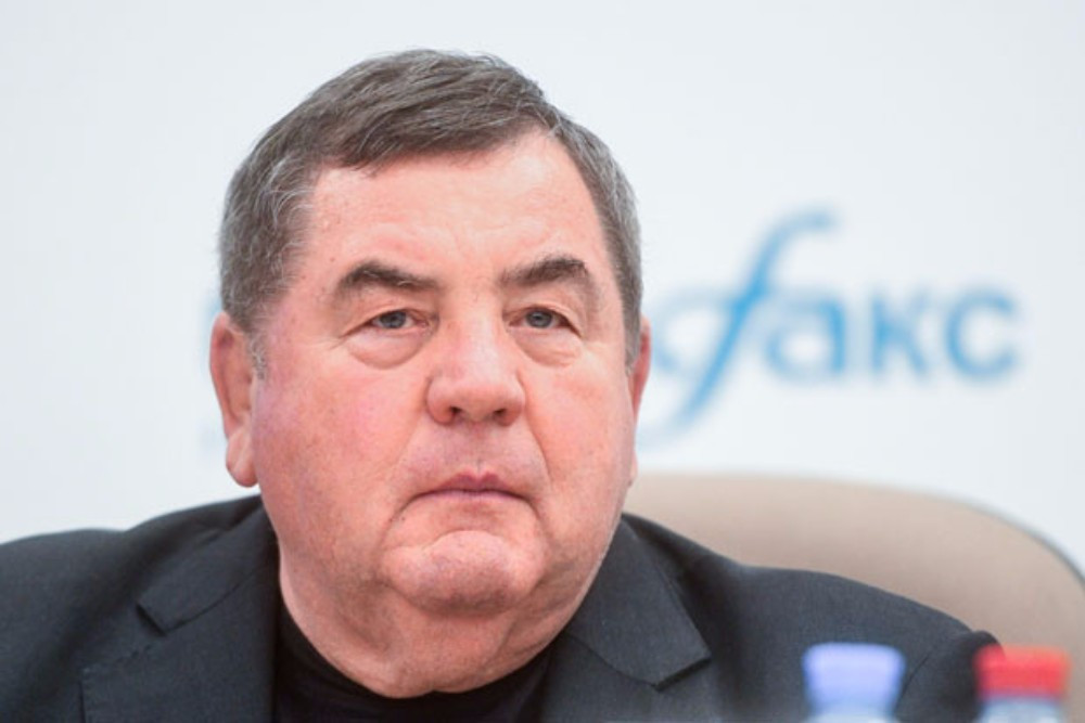 Vasily Shestakov will be up for re-election at the FIAS Congress next month ©FIAS