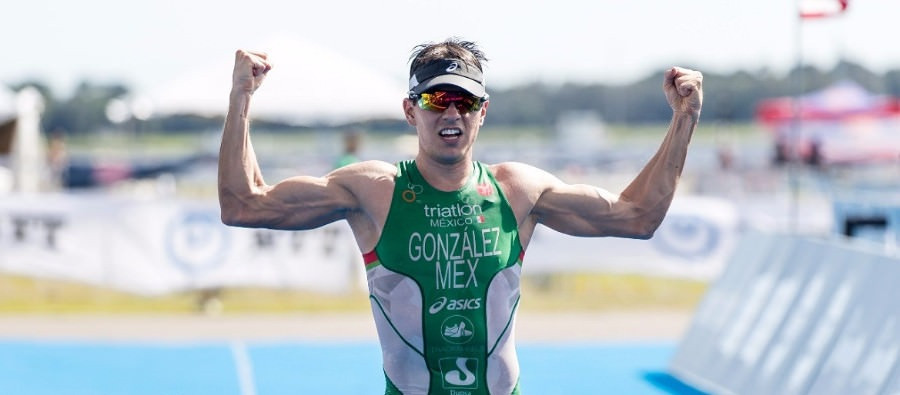 Gonzalez secures second ITU World Cup win of the season in Sarasota