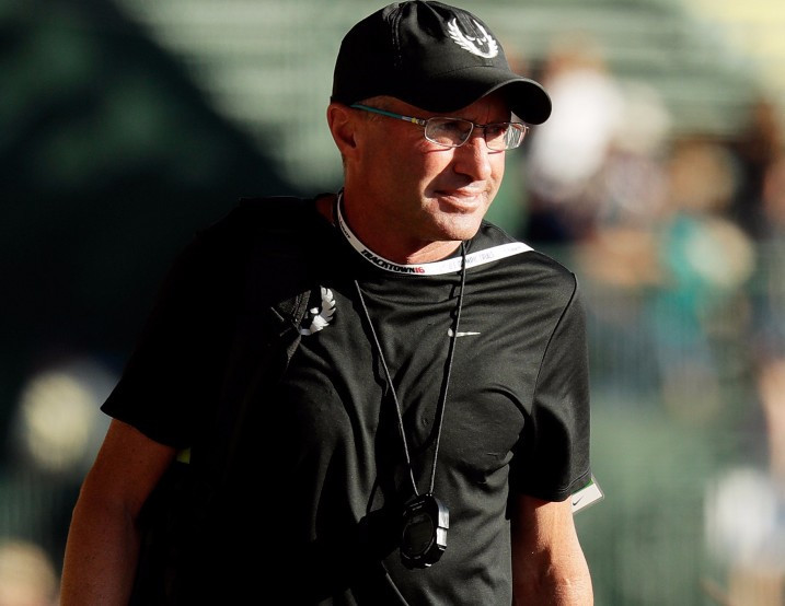 Alberto Salazar has once again denied any wrongdoing ©Getty Images